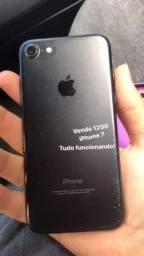 iPhone 7 - perfeito estado - tudo funcionando