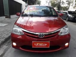 Título do anúncio: Etios sedan xls 1.5 2013