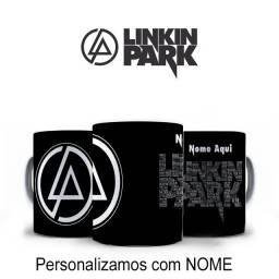 Banda Linkin Park Caneca personalizada para presentear