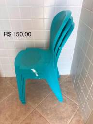 Título do anúncio: Cadeiras infantil Tramontina