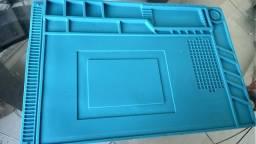 Manta de silicone