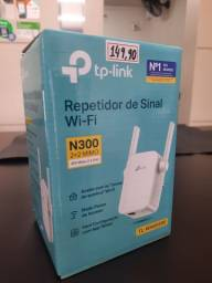 Repetidor de sinal TP-Link N300 modelo novo