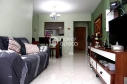 Apartamento à venda com 3 dormitórios em Vila isabel, Rio de janeiro cod:GR3AP52428
