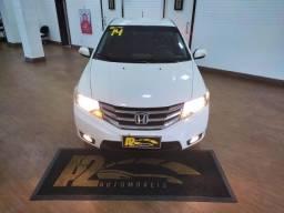 Título do anúncio: Honda City 2014 Ex Automatico- Raridade Unico dono
