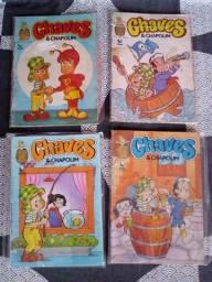 Gibis Chaves Do 8 & Chapolin Colorado.