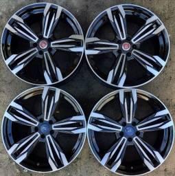 Rodas aro 20(Ford)+4 pneus 225/35 R20!!(4.800$ até 10x sem juros no cartão)
