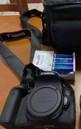 Título do anúncio: camera canon t6i