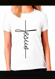 Blusa evangelica modelo basicas