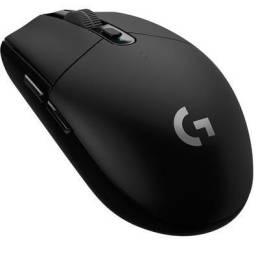 Mouse Sem Fio Gamer Logitech G305 Hero Lightspeed 12000 DPI