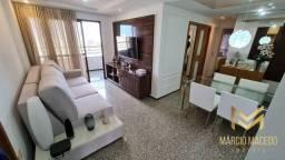 Apartamento com 2 suítes à venda, 80 m² por R$ 590.000 - Meireles - Fortaleza/CE