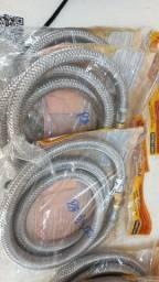 Título do anúncio: Mangueira Malha Metálica 1,50m PMxPF