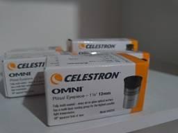 Ocular Celestron Omni Plosl 12mm - Telescopio