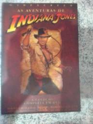 Dvd colecionador indiana Jones