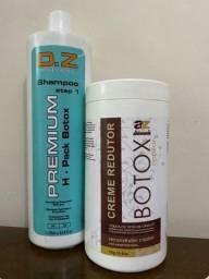 Shampoo e Creme Botox