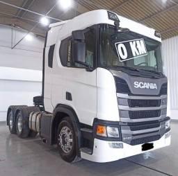 Título do anúncio: Scania R500 0KM Ent.: 80.000 + Parcelas