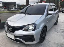 Toyota Etios 1.3 2019