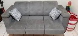 Título do anúncio: sofá retrátil 3 lugares