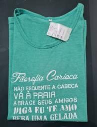 Camiseta Território Carioca (nova)