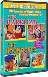 Título do anúncio:  The Houndcats Missão Quase Impossível