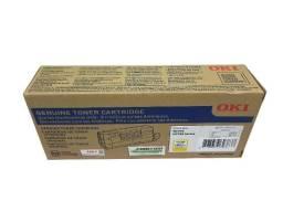 Título do anúncio: Toner Okidata MC770 / MC780 / 45396209 Yellow Original Novo