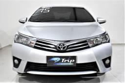 Título do anúncio: Corolla 2015 xei 2.0 automático flex ( 50 mil km )