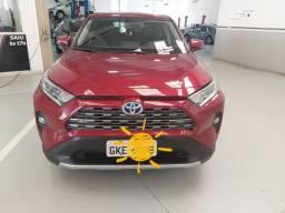 Toyota Rav4 Hybrida S 2019 Unico Dono