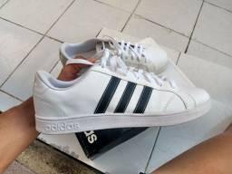 Tênis Adidas Advantage Vs - Masculino - Branco