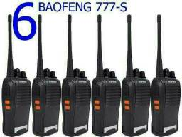 Kit de 6 radio comunicador