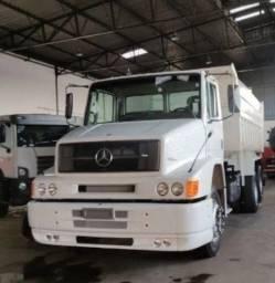 Título do anúncio: Caminhão caçamba 1620 Turbo 2010