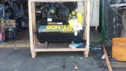 Compressor 10 pés da Schulz