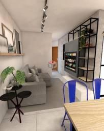 Apartamento à venda, 2 quartos, 1 suíte, 1 vaga, Jardim - Santo André/SP