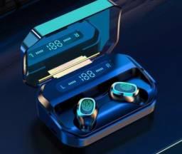 Fone Sem Fio Bluetooth Tws + Carregador portátil Power Bank