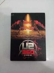 2DVD + 2CD U2 - 360 At The Rose Bowl (Duplo)