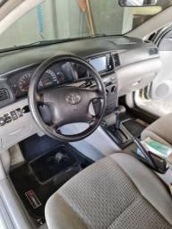 Corola 2008 extra com kit gás G5