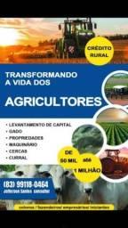 GRANDE OPORTUNIDADE PARA VOCÊ AGRICULTOR