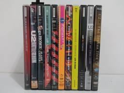 DVDs U2 (Coleção)