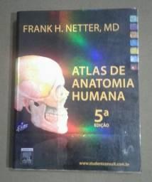 Atlas de Anatomia Humana 5° Edição Frank H. Netter, MD