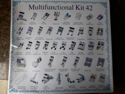 Kit 42pcs de calcadores