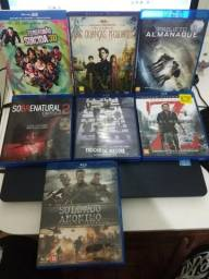 Filmes bluray variados