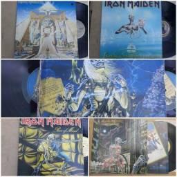 Álbuns Iron Maiden Vinil