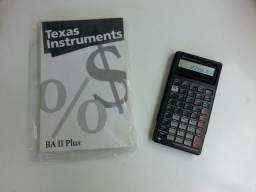 Calculadora Texas Instruments BA II PLUS
