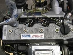 Motor microonibus volare mwm