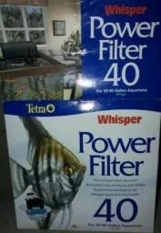 Filtro Hang - on whisper power 40