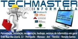 Tech'Master Técnico em Informá'tica