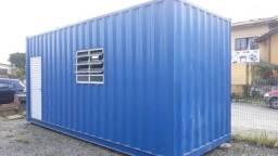 Container NOVO. Nunca usado.