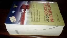 Vendo vade mecum jurídico 2013 novo novo