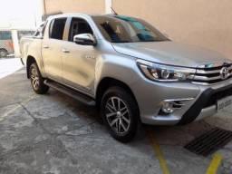 Toyota Hilux 2.8 Diesel top line - 2017