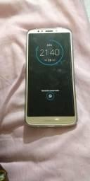 Moto e5plus . troco po celular neu interesse