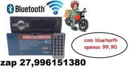 Radio + Usb + Bluetooth Fm Ydtech novos instalamos