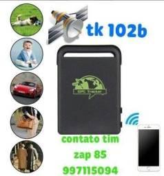 Rastreador espiao TK102B Localizador Rastreador GPS